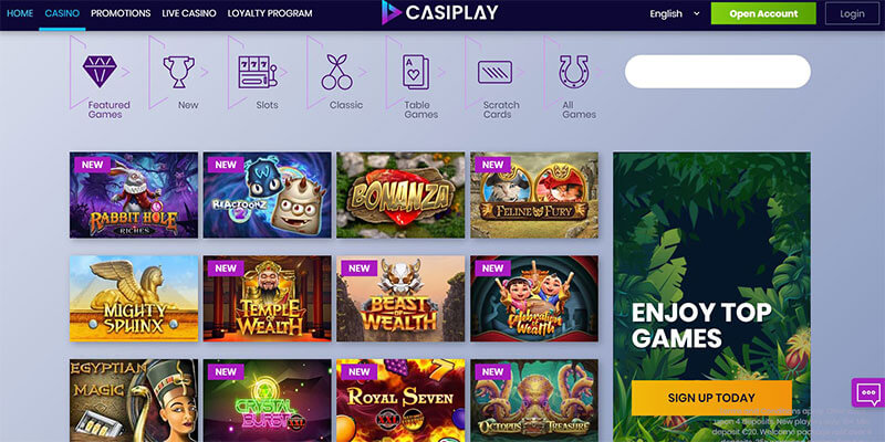 casiplay games