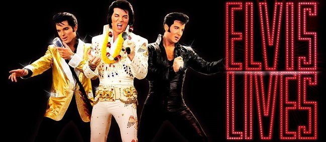 Elvis Lives WMS cover art