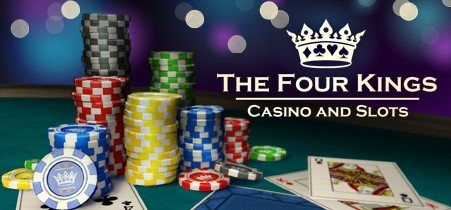 The Four Kings Casino and Slots cover art