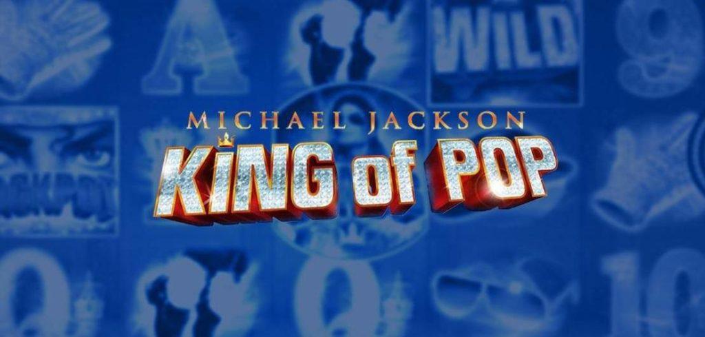 Michael Jackons King of Pop cover art