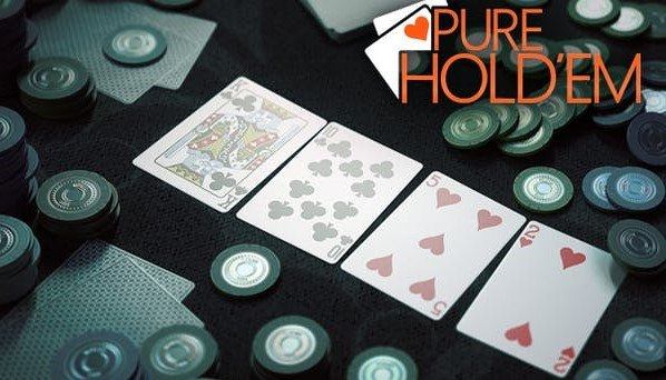 Cover of the Pure Hold'em game